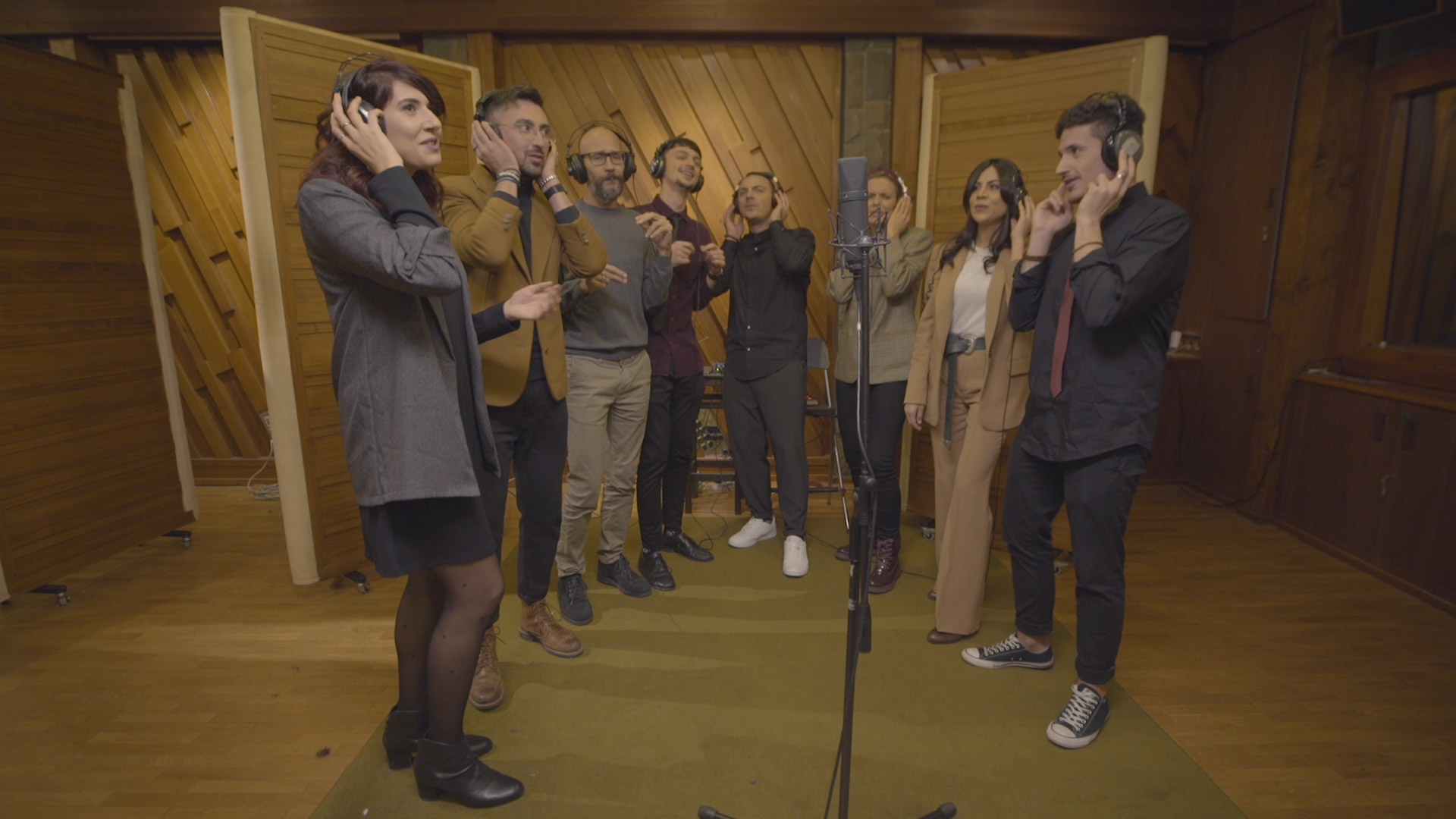 All I Want for Christmas is you – Slum Band – Natale 2019