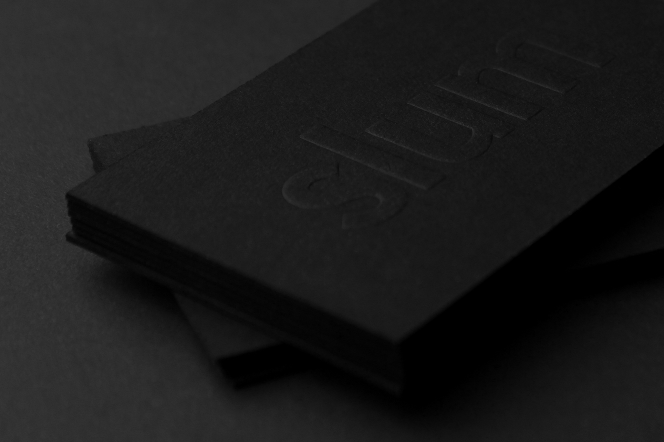slum- identidad visual